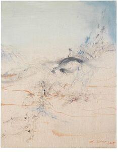Zao Wou-Ki 趙無極, 'Juin 2005 (2)', 2005