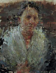 Ann Gale, 'Self-Portrait with Collar', 2015