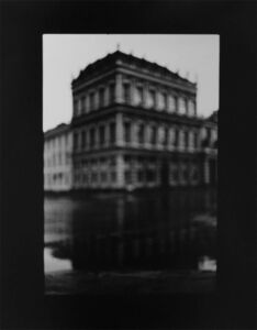 David Armstrong, 'Building, Potsdam', 1992