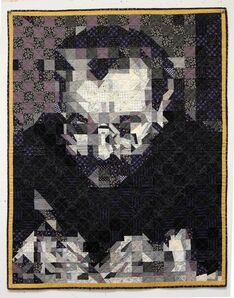 Jack Edson, 'The Writer by George Seurat', 1997