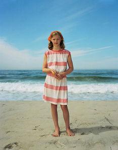 Rineke Dijkstra, 'Maddy, Martha's Vineyard, MA, USA, August 5, 2015', 2015