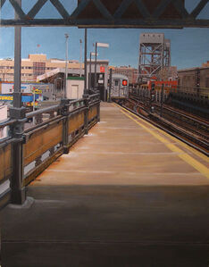 Matthew Mayer, '215 Station', 2004