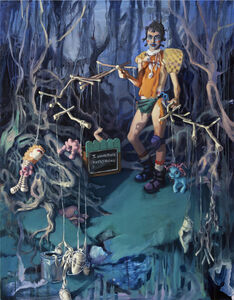 Virginia Wagner, 'The Puppeteer', 2014