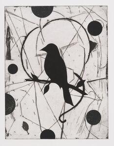 Dan Rizzie, 'Blackbird Storm', 2018