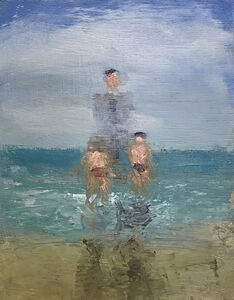 David Storey, 'Distant Shore', 2019