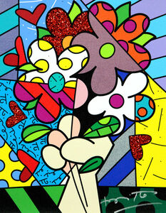 Romero Britto, 'From Me', 2019