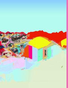 Raphael Brunk, '#c2d1c1', 2020