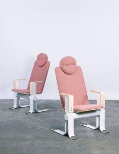 Raili & Reima Pietilä, 'Paire de fauteuils', 1986