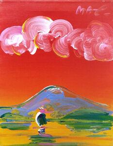 Peter Max, 'ZEN BOAT', 1990