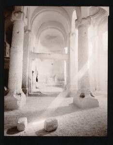 Linda Connor, 'Bedrock Church, Cappadocia, Turkey', 2002
