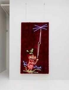 Cabelo, 'Untitled (Raio)', 2012