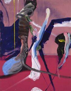 Julian Schnabel, 'Untitled I', 2019