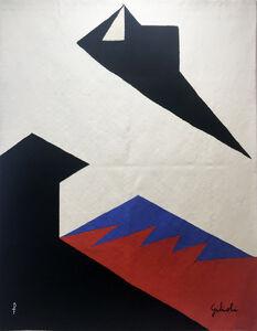 Émile Gilioli, 'Envole Bleu', 1955-1960