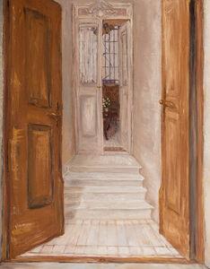 Juan Carlos Merlo, 'The Steps', 2018