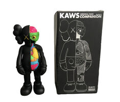 KAWS, 'Dissected Companion 2006 (Black)', 2006