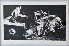 Car Crash Disaster - unique -