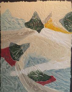 Bernard Alligand, 'Vers les cimes', ca. 1986