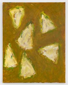 Pat Passlof, 'Untitled', 2001