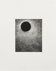 Carl Trahan, 'Ce que dit la bouche d'ombre 2', 2018