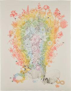 Aurel Schmidt, 'Oh.My.Gods.', 2011
