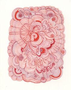 Miki Lee, 'Drawing #13', 2016