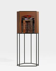 Charles Matton, 'Babel Library Homage to Borges II', 2006