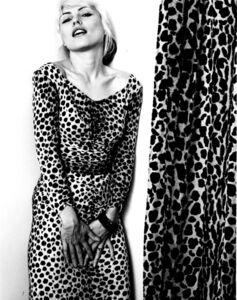 Sheila Rock, 'Debbie Harry of Blondie, Holland Park, London', ca. 1977