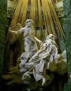 Gian Lorenzo Bernini, 'Ecstasy of Saint Teresa', 1647-1652