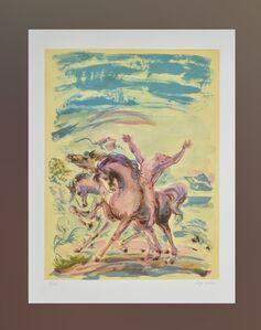 Aligi Sassu, 'untitled ', 1992
