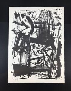 Emilio Vedova, 'OMAGGIO A JOAN PRATS', 1972