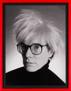 Christopher Makos, 'Archival Andy Warhol Portrait', 2020