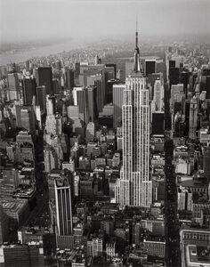 Marilyn Bridges, 'Empire State Building, New York City', 1988