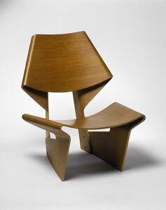 Grete Jalk, 'Chair', 1963