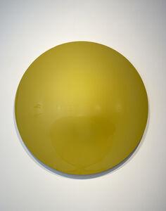 Vincent Szarek, 'Yellow/Green No. 1 UFO', 2019