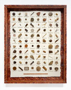 Barton Lidice Benes, 'Untitled (Brown) Museum', 2004