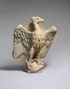 Giovanni Pisano, 'Lectern for the Reading of the Gospels with the Eagle of Saint John the Evangelist', ca. 1301