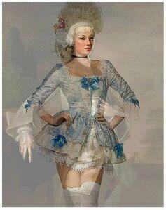 Deborah Oropallo, 'Baby Blue'