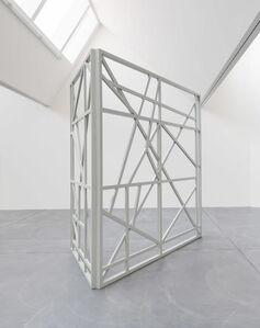 Andrew Bick, 'Gate/Grid', 2018