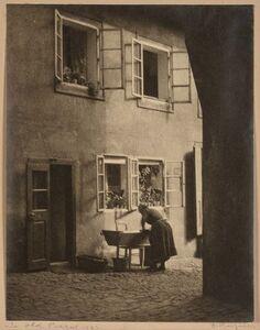 Dr. Drahomir Josef Ruzicka, 'In old Prague', 1927