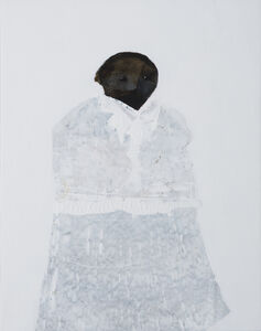 Marianne Kolb, 'The White Paintings No.10', 2018