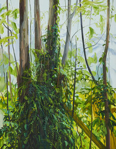 Claire Sherman, 'Trees and Ferns ', 2019