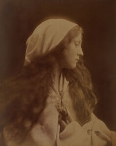 Julia Margaret Cameron, 'The Dream (Mary Ann Hillier)', 1869