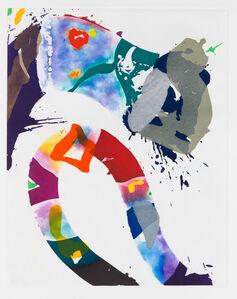 Sam Francis, 'Untitled (SFE-092)', 1993
