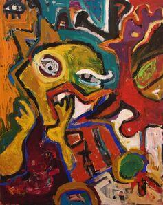 Parmis Sayous, 'Revolution II', 2010