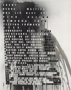Fiona Banner, 'Superhuman Nude', 2011