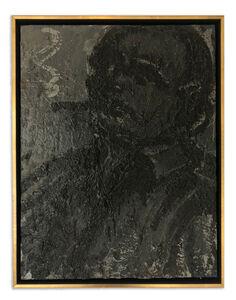 Lester Johnson, 'Man w Cigar', 1969
