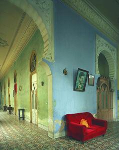 Michael Eastman, 'Havana, Cuba - Red Couch', 2010