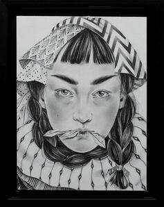 Nicomi Nix Turner, 'The Fate Lines VI', 2016