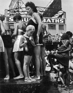 Morris Engel, 'Water Fountains, Coney Island', 1938