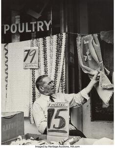 Martin Elkort, 'A Group of Five Photographs', 1951